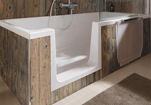 thielsch bietet l sungen f r das baden und duschen. Black Bedroom Furniture Sets. Home Design Ideas